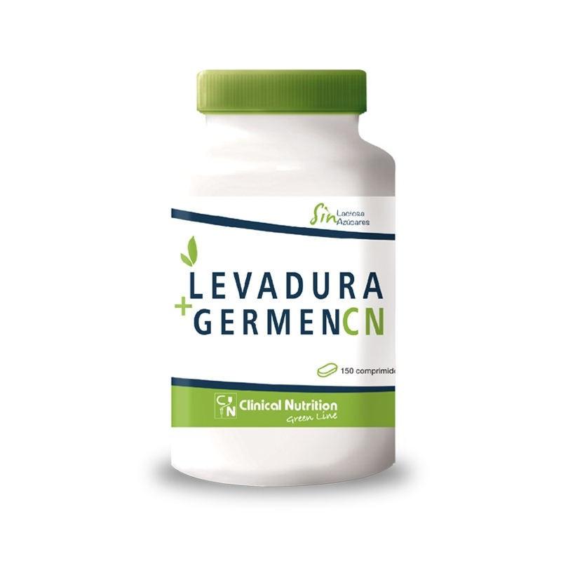 LEVADURA DE CERVEZA + GERMEN DE TRIGO
