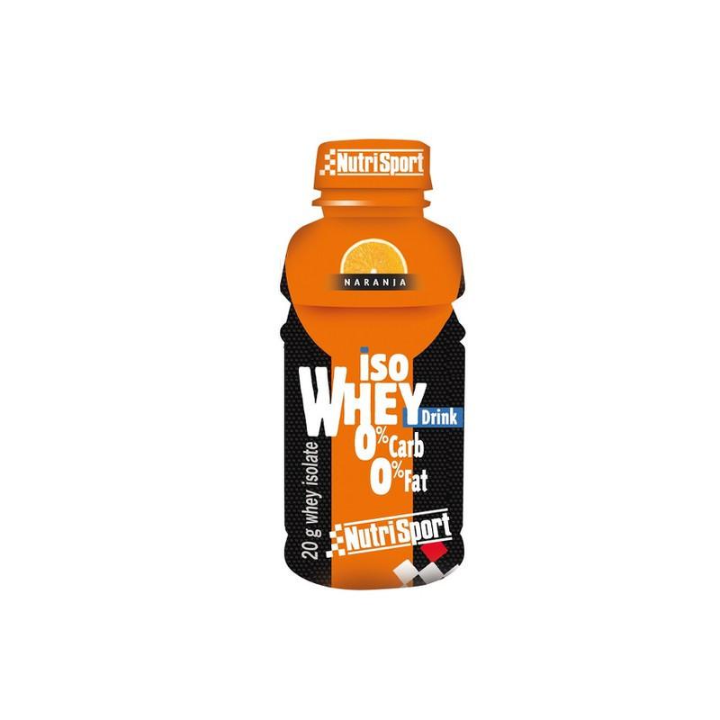 Iso Whey Drink Naranja