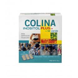 COLINA INOSITOL PLUS + TE VERDE