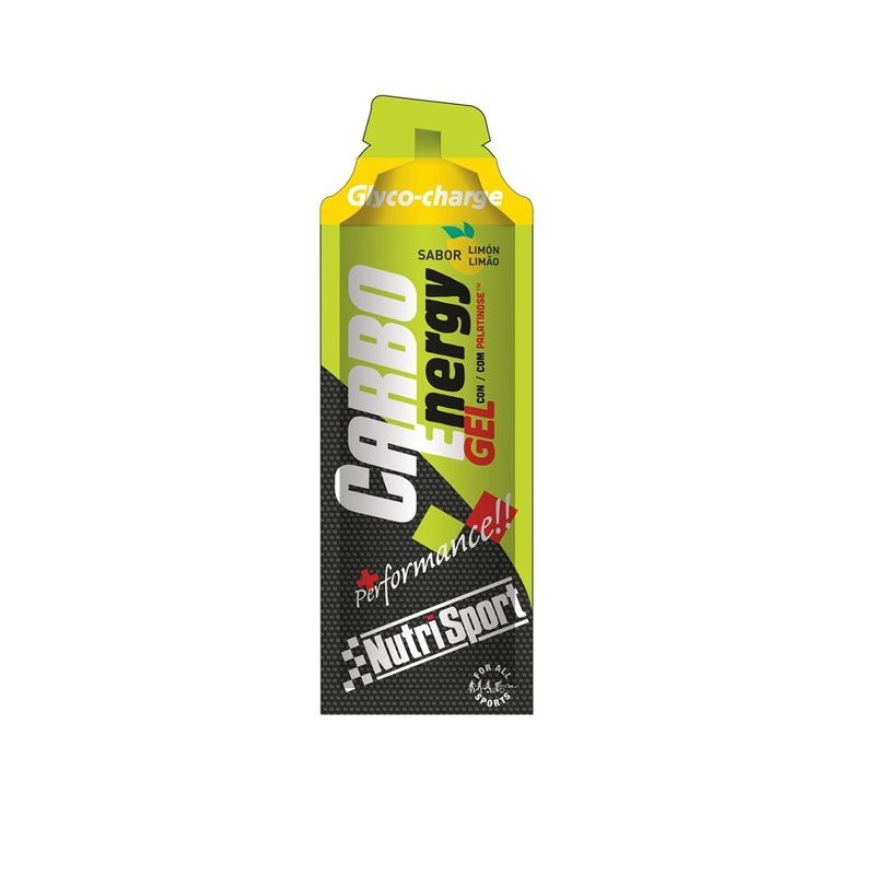 CARBO ENERGY GEL LIMON