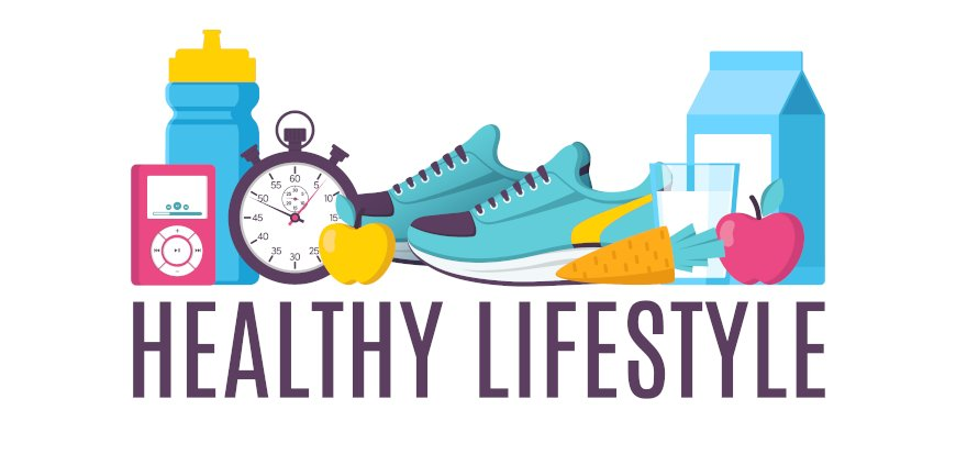 Healthy Lifestyle Categorias